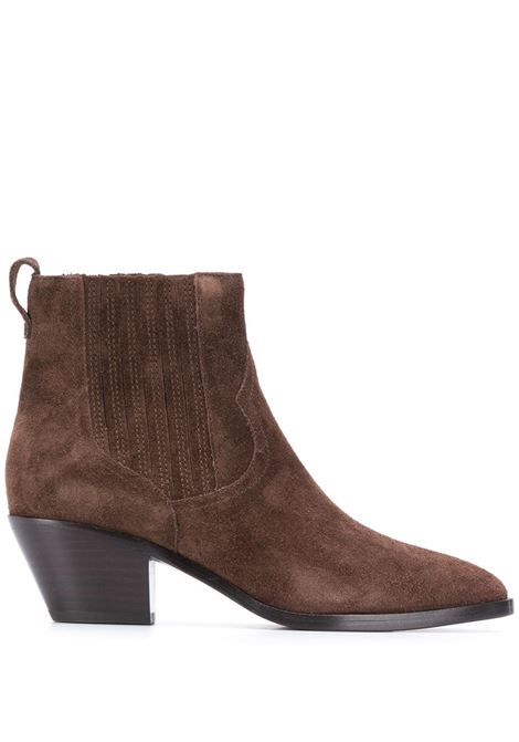 Brown boots ASH |  | F20FLOYDBIS02ESPRESSO