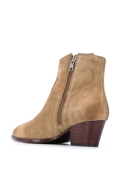 Beige boots ASH |  | F20HOUSTON01WILDE