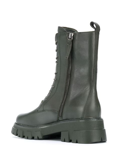 Green boots ASH |  | F20LIAM02MILITARY