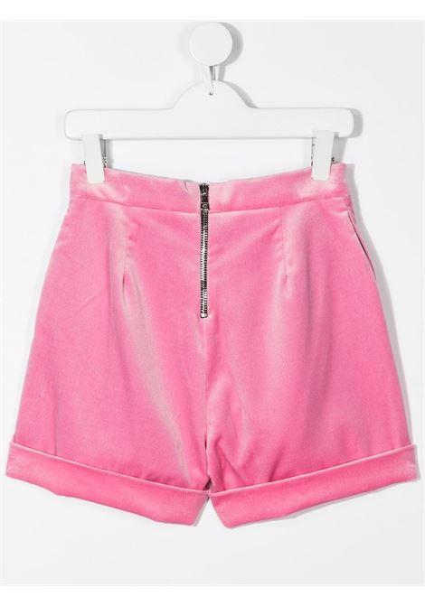 Pantaloncini rosa BALMAIN | BERMUDA | 6N6129NE710516