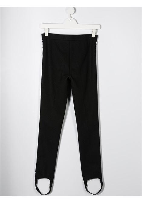 Leggings nero BALMAIN   LEGGINGS   6N6720TNF430930