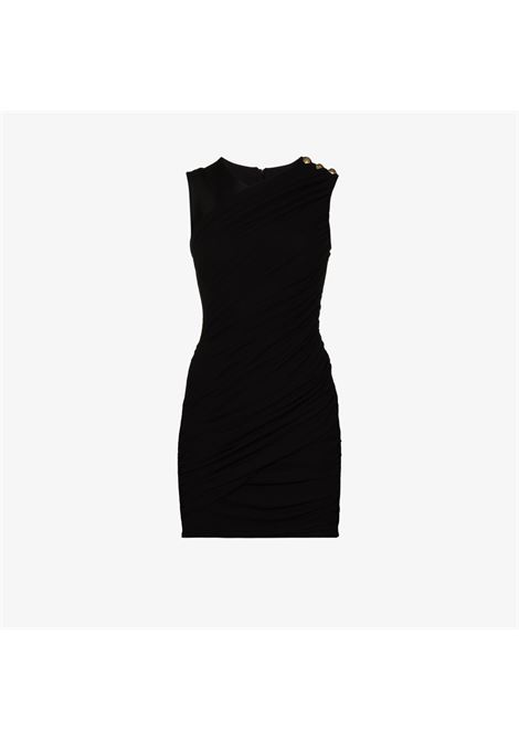 Black dress BALMAIN |  | UF06118J0170PA