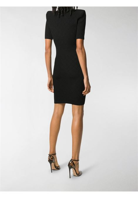 Black dress BALMAIN |  | UF16435K1100PA