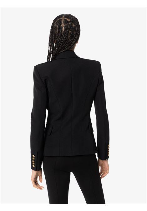 Black blazer BALMAIN      UF17110167L0PA