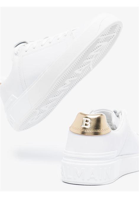 Sneakers bianca BALMAIN | SNEAKERS | UN0C327LSFHGAD
