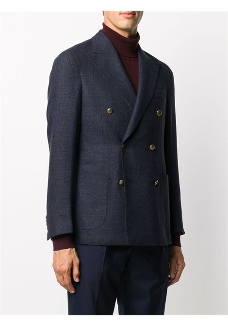 Blue jacket BARBA |  | 140902U0001