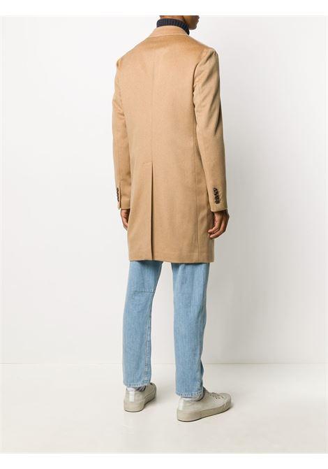 Cappotto marrone BARBA | CAPPOTTI | 149204UCBRIO0001