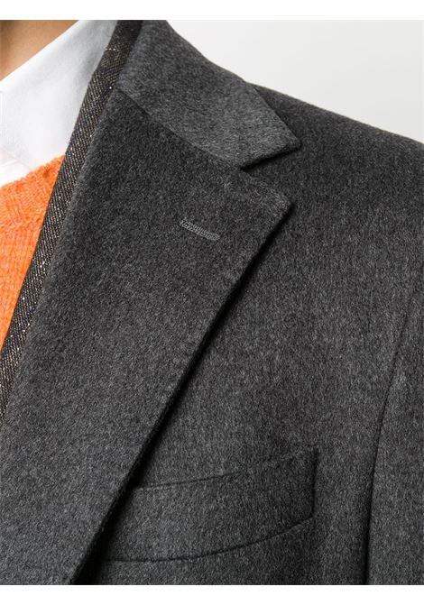 Gray coat BARBA |  | 149207UCBRIO0001
