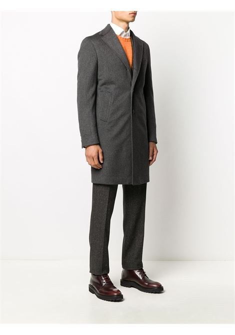 Gray coat BARBA |  | 149207UCBRIO0001