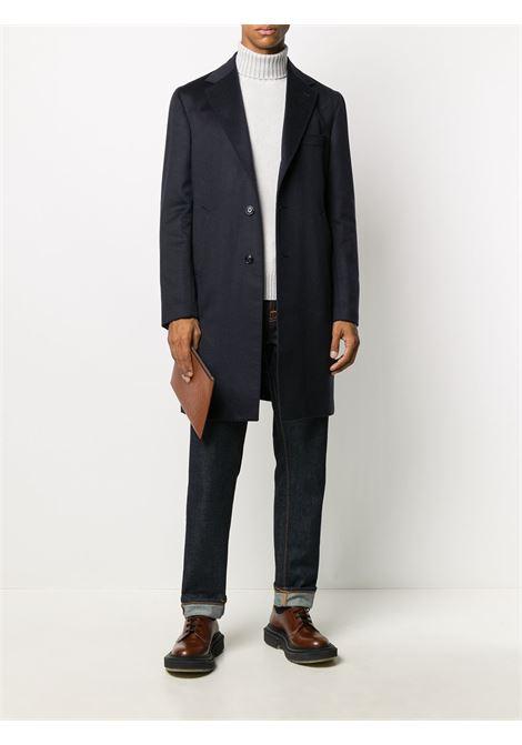 Cappotto blu BARBA | CAPPOTTI | 149603UCBRIO0001