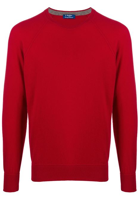 Red jumper BARBA |  | 15545555380241