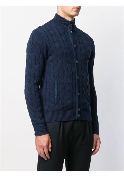 Blue cardigan BARBA |  | 15572235380589
