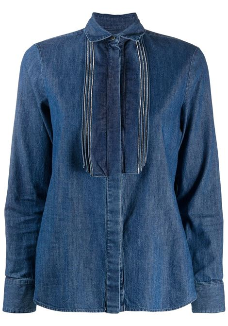 Blue shirt BARBA |  | 1950AI203901U