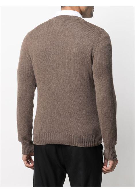Brown/black/white jumper BARBA |  | 2261213520170