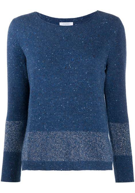 Maglione blu BARBA | MAGLIE | 32205235050564