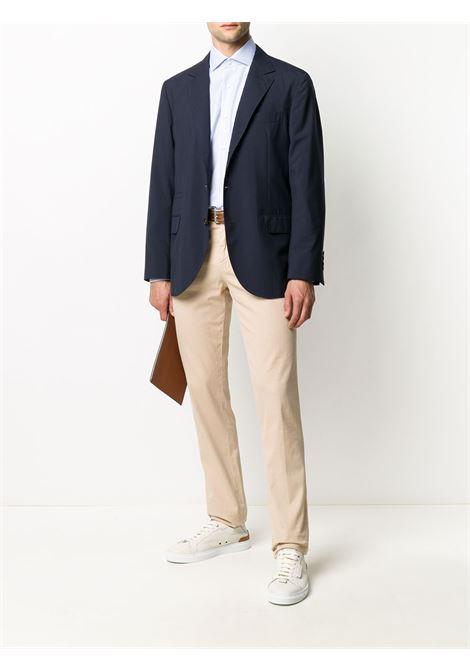 Camicia blu/bianco BARBA | CAMICIE | I1U13P01663501U