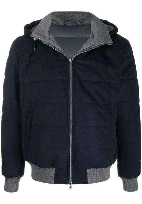 Blue jacket BARBA |  | JAPSP5920002