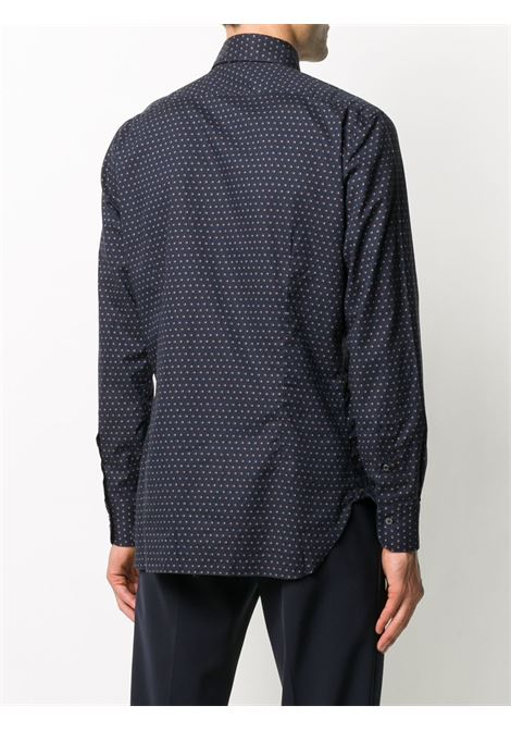 Blue shirt BARBA |  | K1U13P01682003U