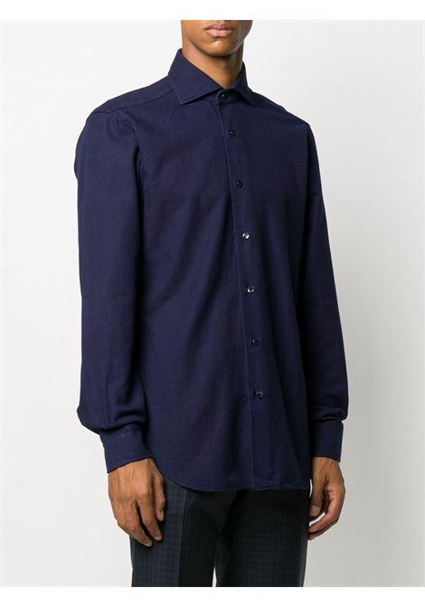 Blue shirt BARBA |  | K1U13P01685401U