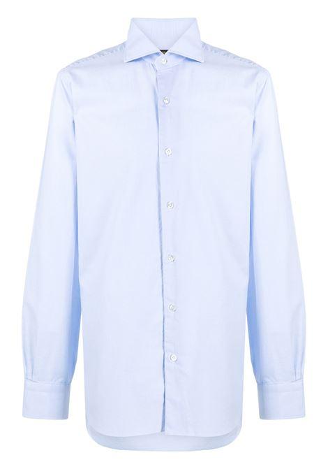Light blue shirt BARBA |  | K1U13P01690604U