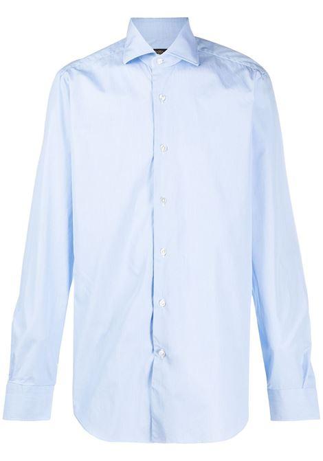 Camicia azzurra BARBA | CAMICIE | K1U13P01692202U