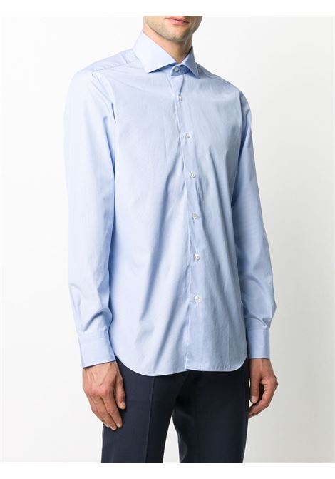 Light blue shirt BARBA |  | K1U13P01692202U