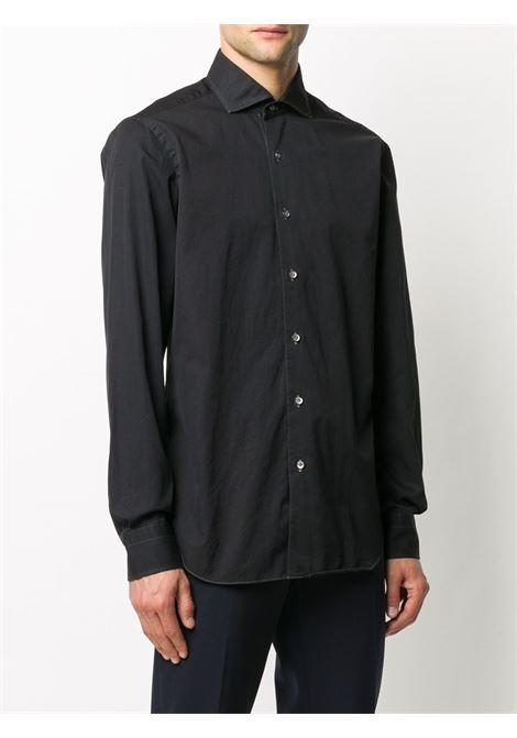 Camicia nera BARBA | CAMICIE | K1U13P01694201U