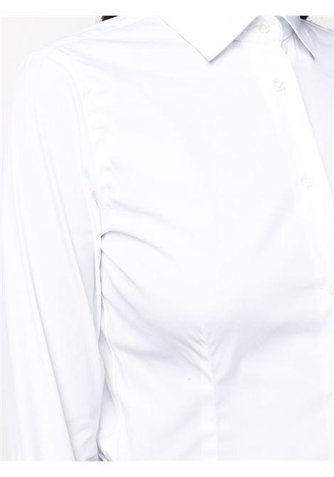 Camicia bianca BARBA | CAMICIE | W1D31P01193601U