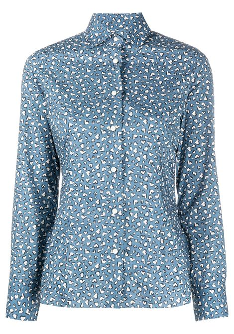 Blue shirt BARBA |  | W1D31P01195607U