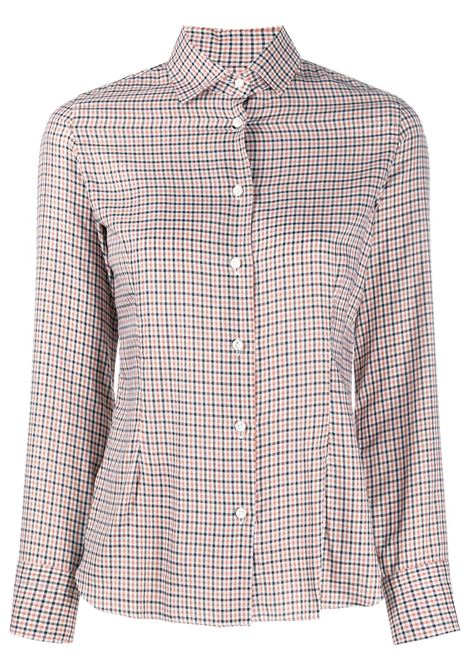 Brown shirt BARBA |  | W1D31P01196702U