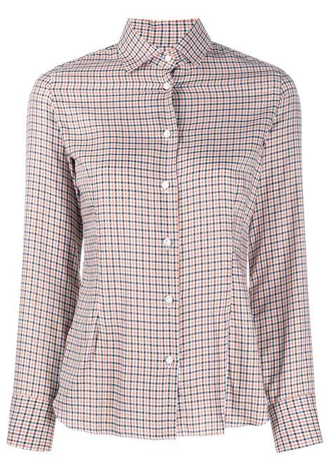 Camicia marrone BARBA | CAMICIE | W1D31P01196702U