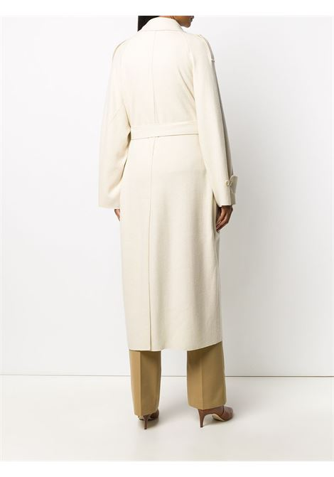 Cappotto bianco BARENA | CAPPOTTI | CSD28190317500