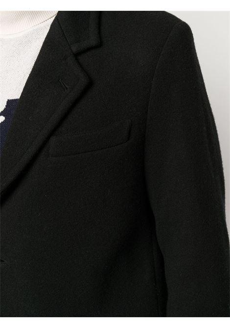 Cappotto nero BARENA | CAPOSPALLA | CSU29070001590
