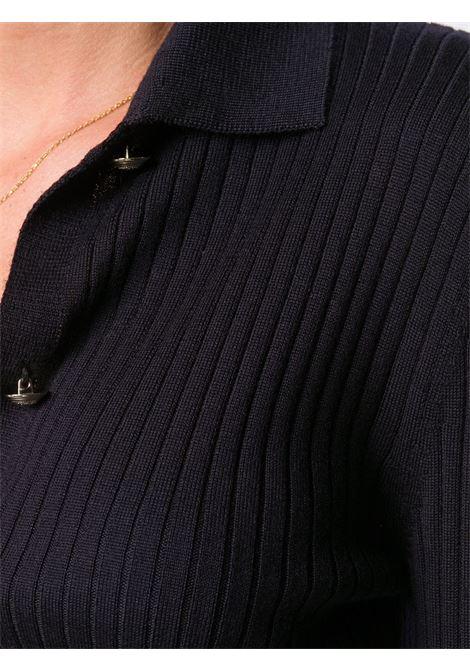 Cardigan blu BARENA | CARDIGAN | KND28870385170