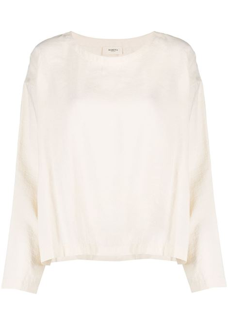 White jumper BARENA |  | MAD28795093500
