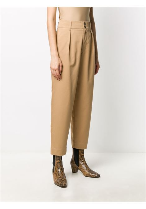 Khaki trousers BARENA | TROUSERS | PAD28602542360