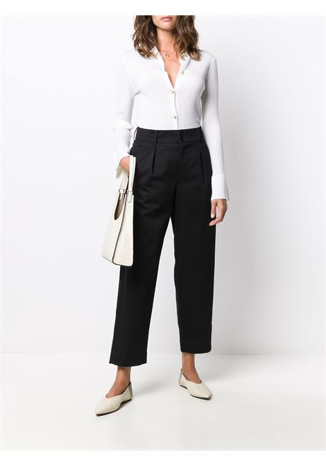 Black trousers BARENA | TROUSERS | PAD28602542590