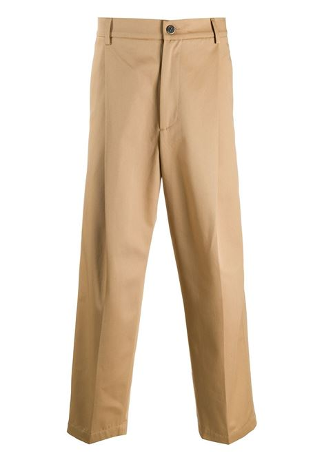 Khaki trousers BARENA | TROUSERS | PAU29492542360