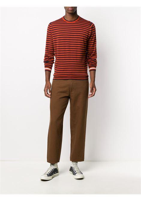 Pantalone verde cachi BARENA | PANTALONI | PAU29512543210
