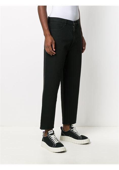 Pantalone nero BARENA | PANTALONI | PAU29512543590