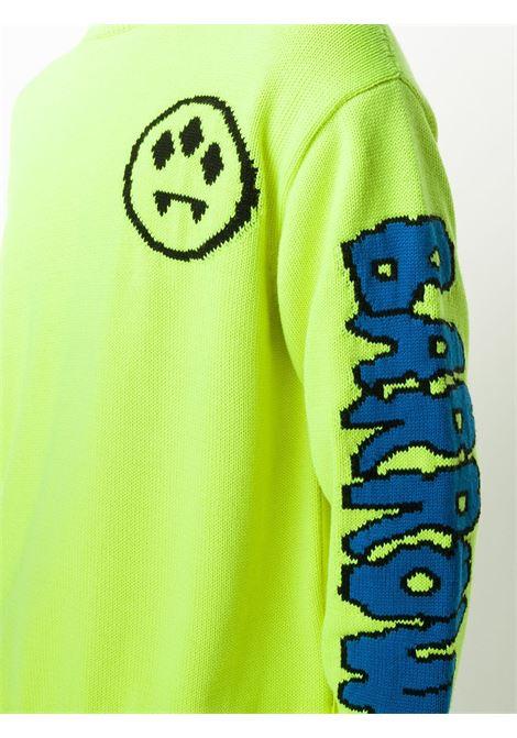 Fluorescent yellow jumper BARROW |  | 028004023