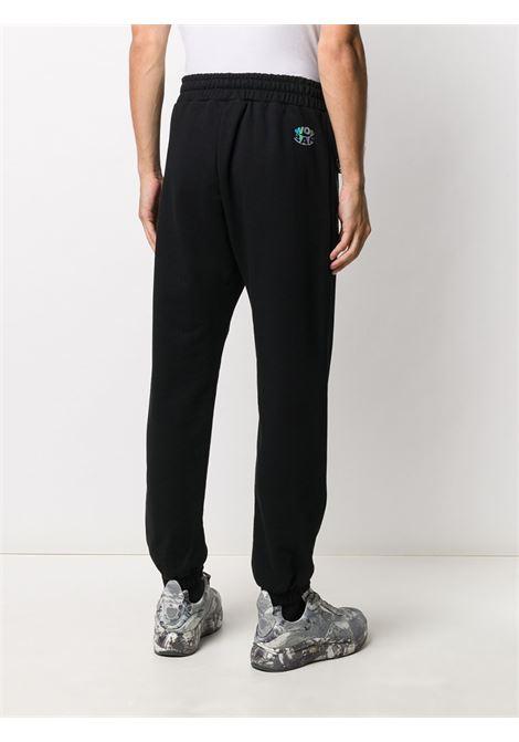 Pantalone nero BARROW | PANTALONI | 028014110