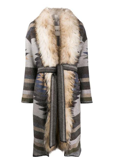 Grey coat BAZAR DELUXE | COAT | S6242211228