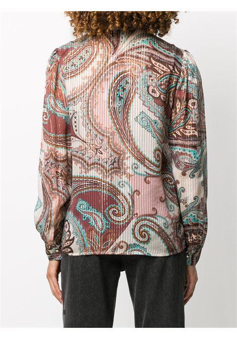 Paisley-print shirt BLUMARINE |  | 235062639