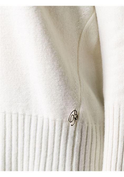 Maglione bianco BLUMARINE | MAGLIE | 2384398