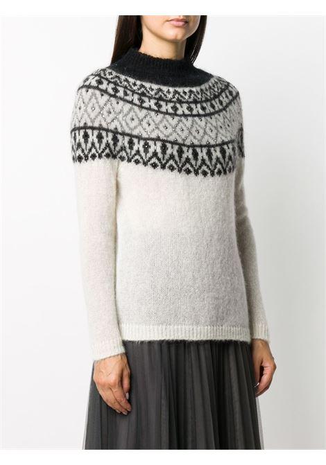 White/grey/black jumper BLUMARINE |  | 238462676