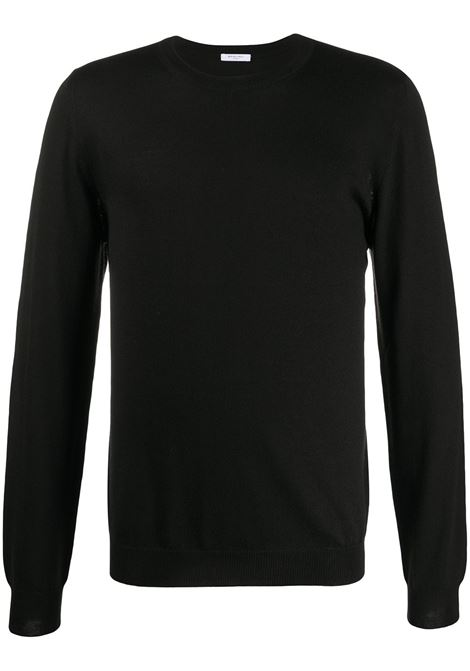 Black jumper BOGLIOLI | JERSEYS | 91424BSC8110990