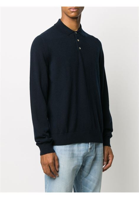 Blue jumper BOGLIOLI | POLO | 91426BSC8090782