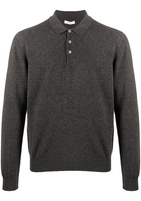 Grey jumper BOGLIOLI | POLO | 91426BSC8090860