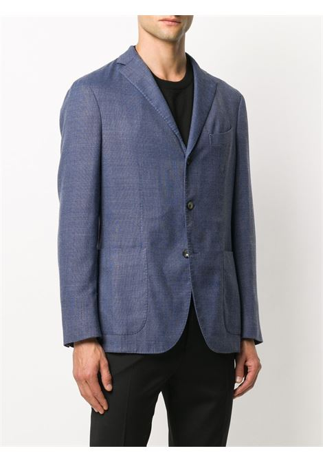 Blue jacket BOGLIOLI | JACKETS | N2902JBLC4040764